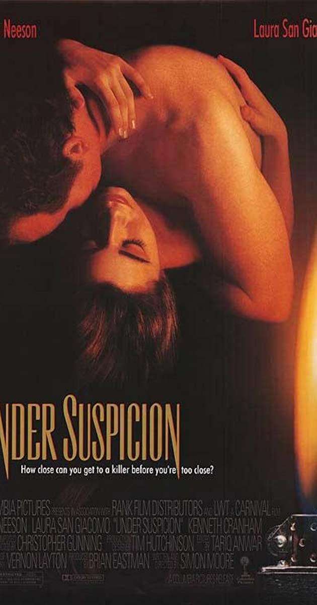 Subtitle of Under Suspicion