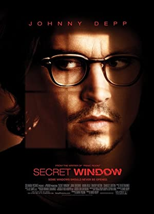 Secret Window Poster Image