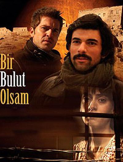 Melisa Sözen, Engin Altan Düzyatan, and Engin Akyürek in Bir bulut olsam (2009)