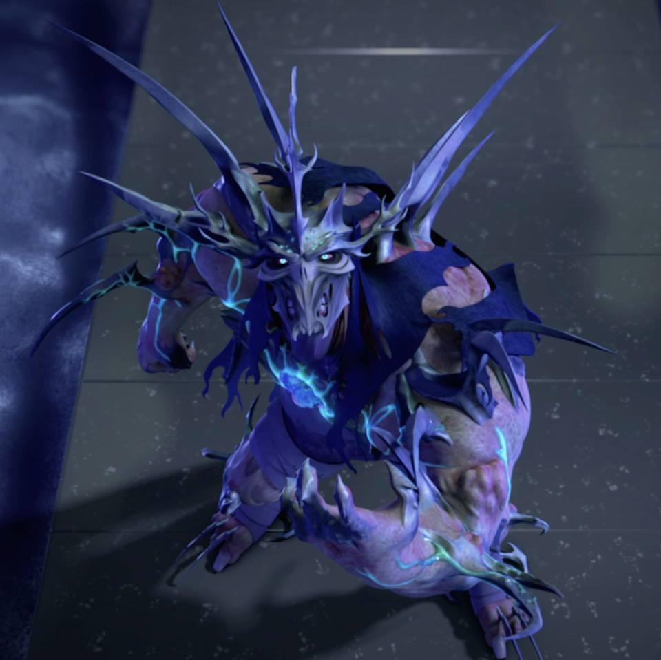 tmnt 2012 shredder mutated