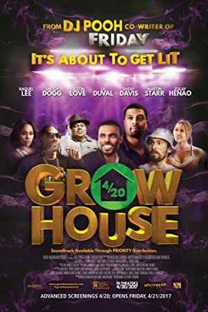 Movie Grow House (2017)