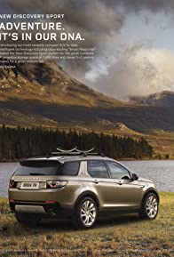 Primary photo for Land Rover; The all new discovery sport 2018