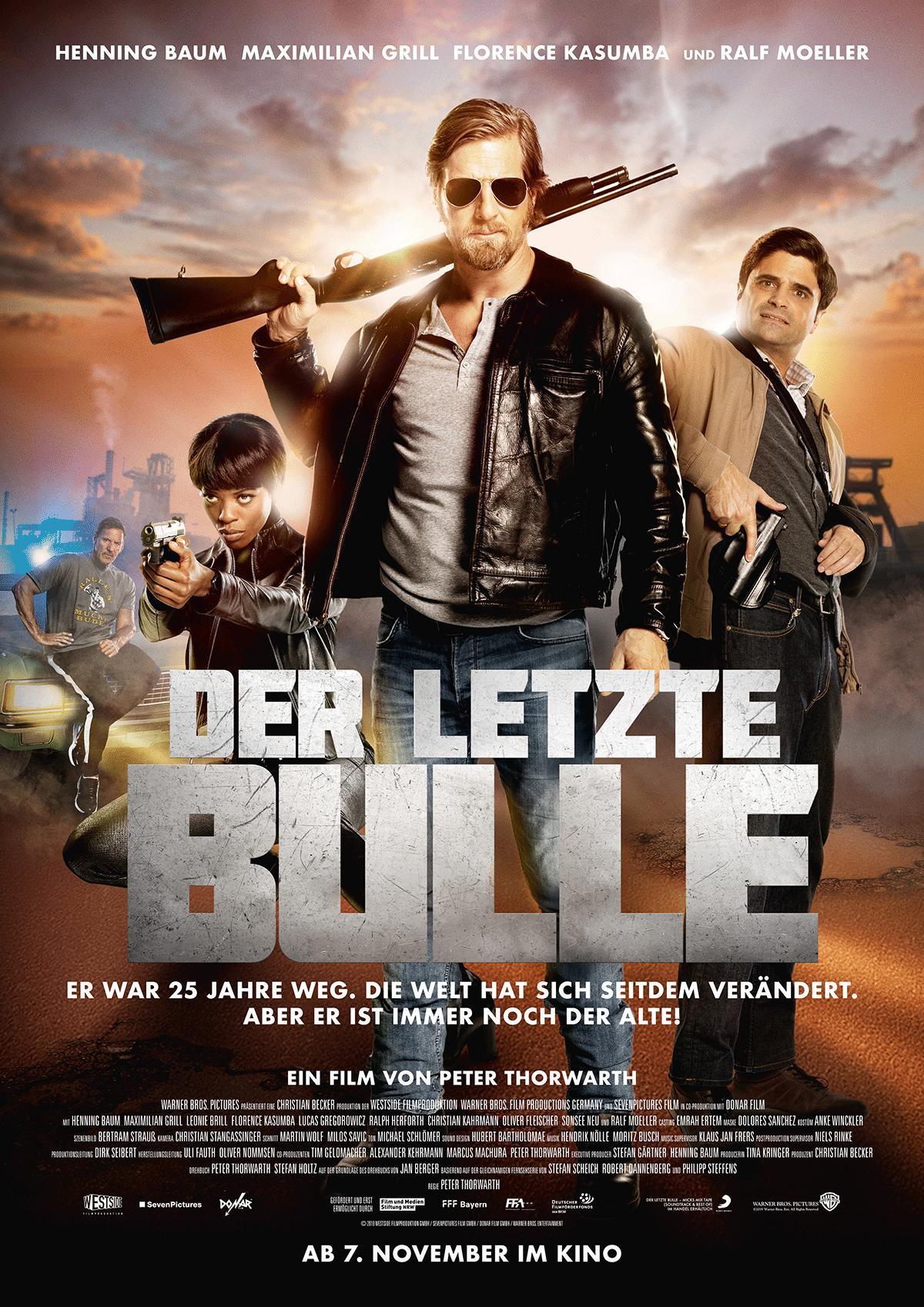 der letzte bulle im kino