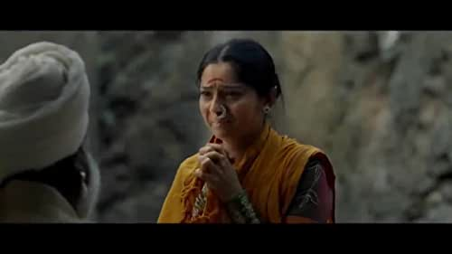 Set during the reign of Chhatrapati Shivaji Maharaj, the film depicts the story of Hira, a simple village woman. When the gates of Raigad fort shut before she can leave, Hira dares to climb down a cliff in the dead of the night to get back to her infant son.