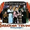 Ingrid Bergman, Jerry Austin, Curt Bois, and Flora Robson in Saratoga Trunk (1945)