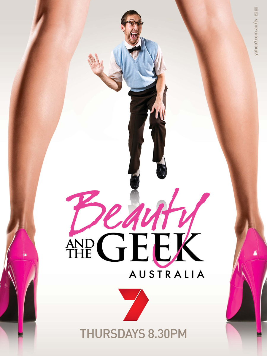Beauty and the geek online