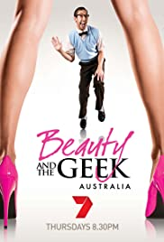 Beauty and the Geek Australia Poster - TV Show Forum, Cast, Reviews