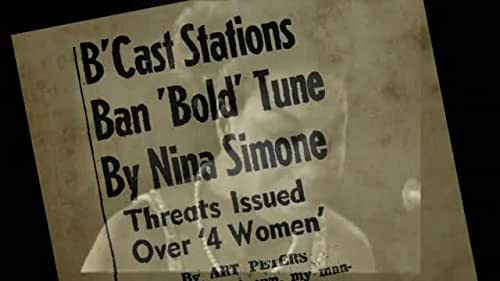 With musical proclamations like 'Mississippi Goddam' and an iconic style, Nina Simone was both loved and feared throughout the 1960s for her outspoken vision of Black Freedom. Today, Nina is more popular eleven years after her death than ever before. President Barack Obama listed 'Sinnerman' in his top 5 favorite songs, and whether re-mixed, re-sampled or in its pure form, Nina's music continues to empower people around the world with its unrelenting appeal for justice. With new insights into her musical journey from Classical Music and the segregated South, the worlds of Jazz and Civil Rights, through her erratic behavior and self-exile, Nina's legacy is chartered all the way to the place where she found freedom.