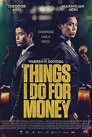 Maximilian Aoki and Theodor Aoki in Things I Do for Money (2019)