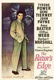 The Razor's Edge Poster
