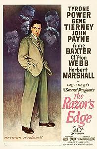Movies 720p download The Razor's Edge [640x480]