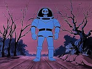 Joseph Barbera Spooky Space Kook Movie