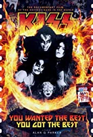 You Wanted the Best... You Got the Best: The Official Kiss Movie Poster