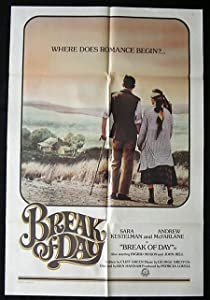 Amazon downloadable movie Break of Day by none [UHD]
