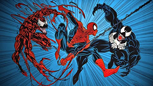 Will a Venom and Spider-Man Crossover Cause Maximum Carnage? video