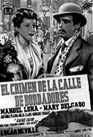 The Crime of Bordadores Street Poster