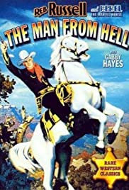 The Man from Hell Poster