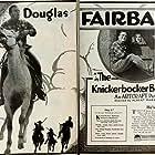 Douglas Fairbanks and Marjorie Daw in The Knickerbocker Buckaroo (1919)