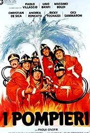 I pompieri Poster