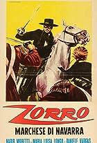 Zorro, the Navarra Marquis