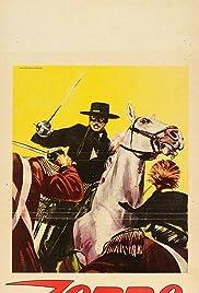Zorro, the Navarra Marquis Poster