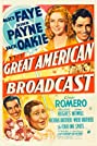 The Great American Broadcast (1941) Poster