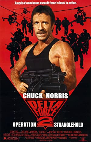 Where to stream Delta Force 2: The Colombian Connection