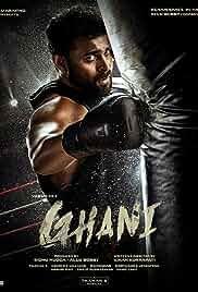 Ghani (2021) HDRip telugu Full Movie Watch Online Free MovieRulz