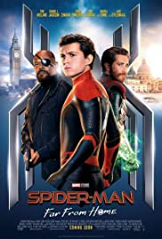Download Spider-Man: Far from Home (2019) Hindi 720p 480p HD CamRip V2 [450MB | 1.1GB | | 2.5GB] Dual Audio [हिंदी + English]