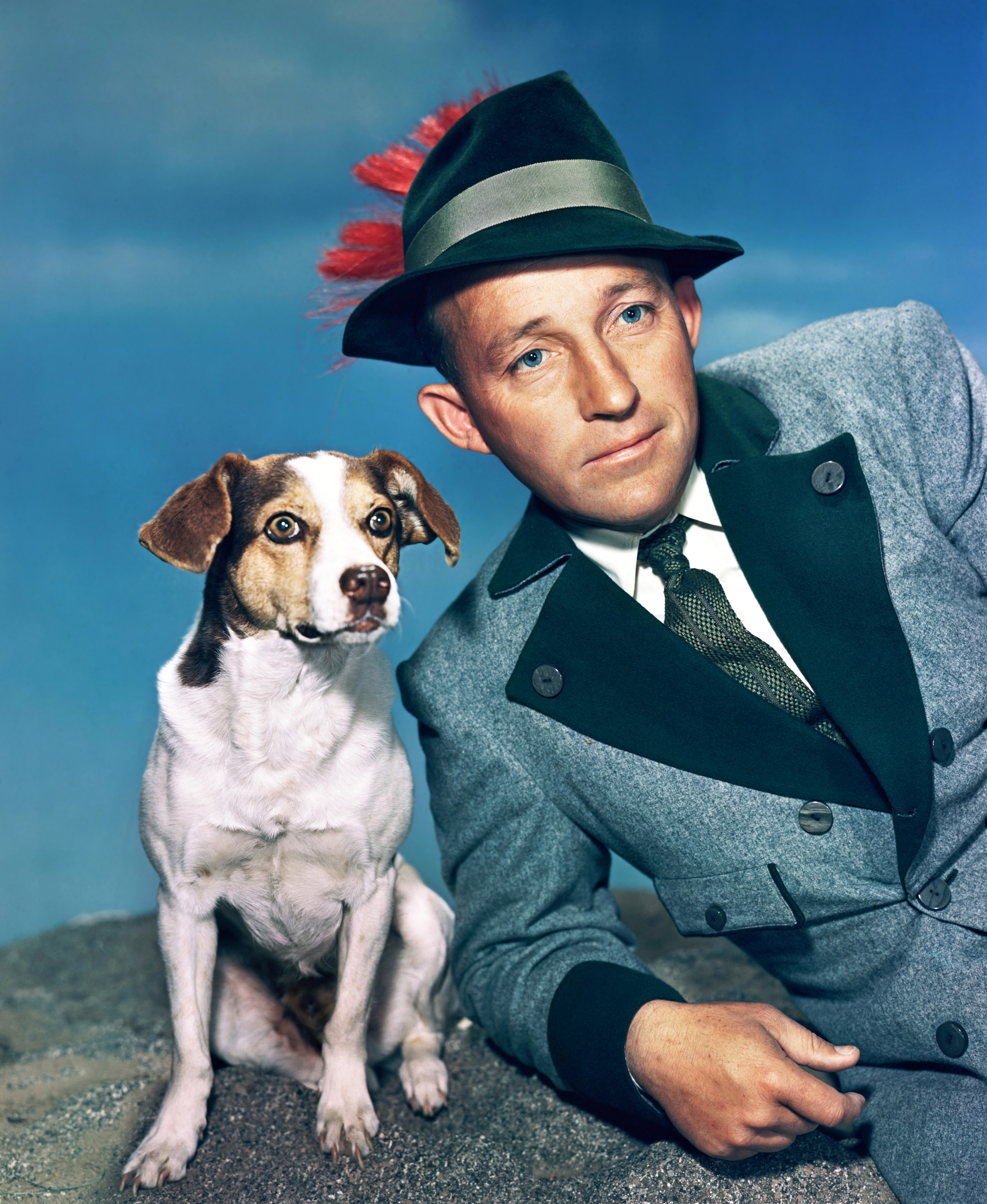 Bing Crosby in The Emperor Waltz (1948)