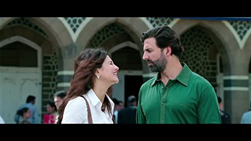 Gabbar is Back trailer