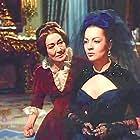 Sara Montiel and Laura Nucci in La bella Lola (1962)