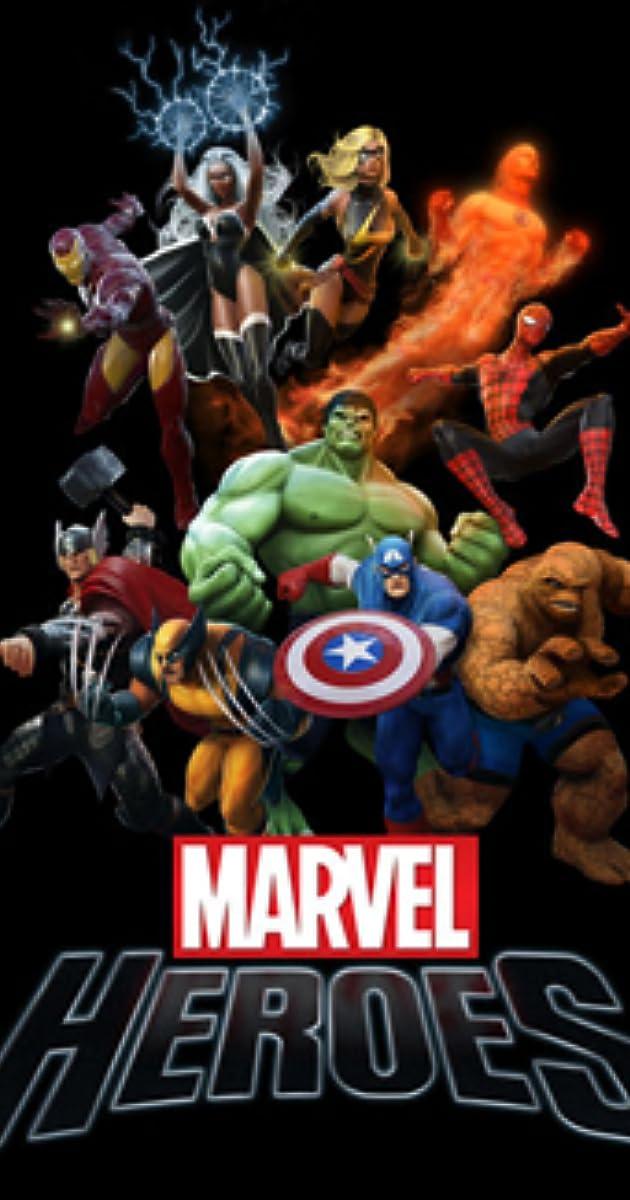 Marvel Heroes Video Game 2013 Imdb