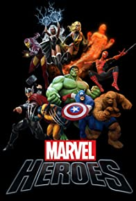 Primary photo for Marvel Heroes