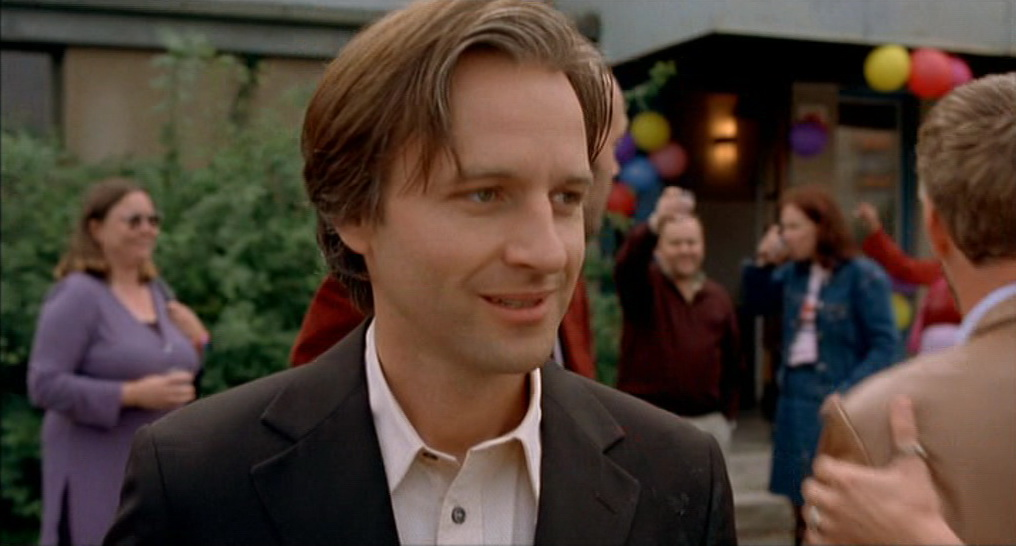 Björn Kjellman in Klassfesten (2002)