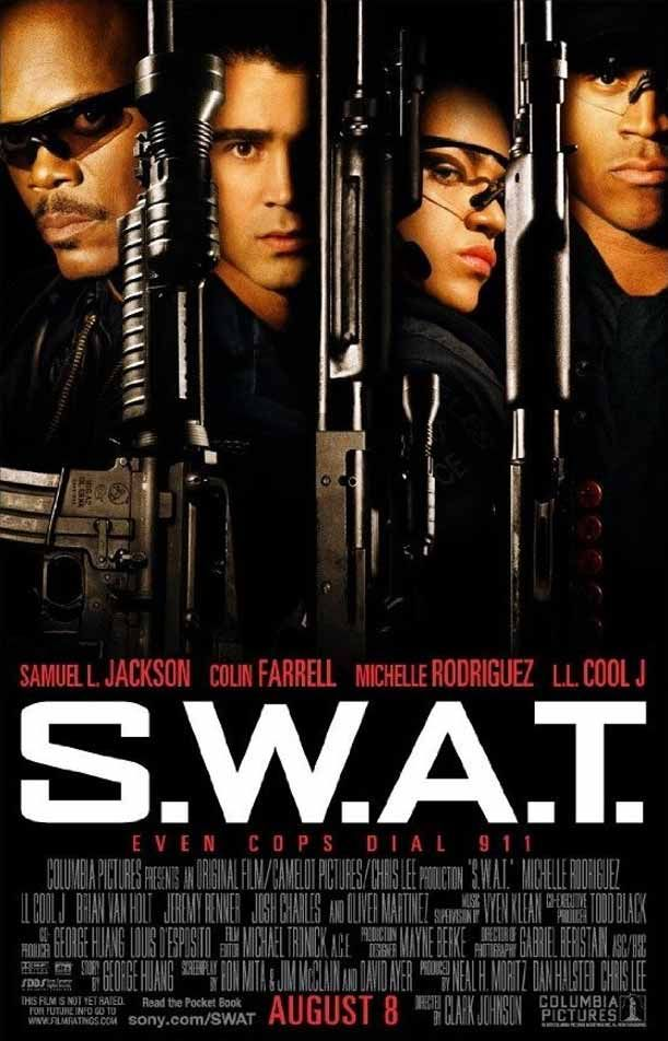 Poster film S.W.A.T