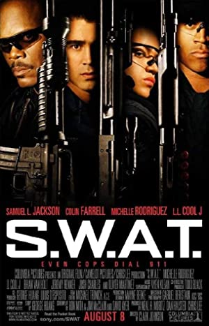 S.W.A.T. Poster Image