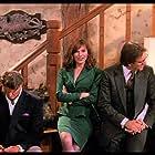 Marilu Henner, John Ritter, Carol Burnett, Christopher Reeve, and Nicollette Sheridan in Noises Off... (1992)