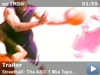 Streetball: The AND 1 Mix Tape Tour (TV Series 2002– ) - IMDb