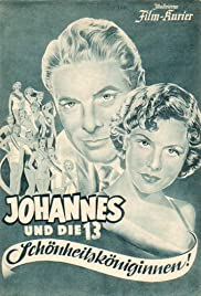 Johannes and the 13 Beauty Queens Poster
