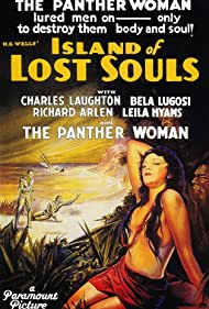 Island of Lost Souls Poster - Movie Forum, Cast, Reviews