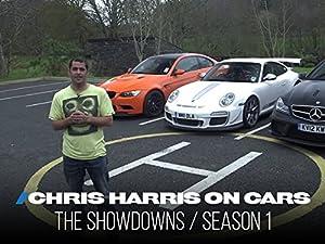 Where to stream Drive: Chris Harris on Cars