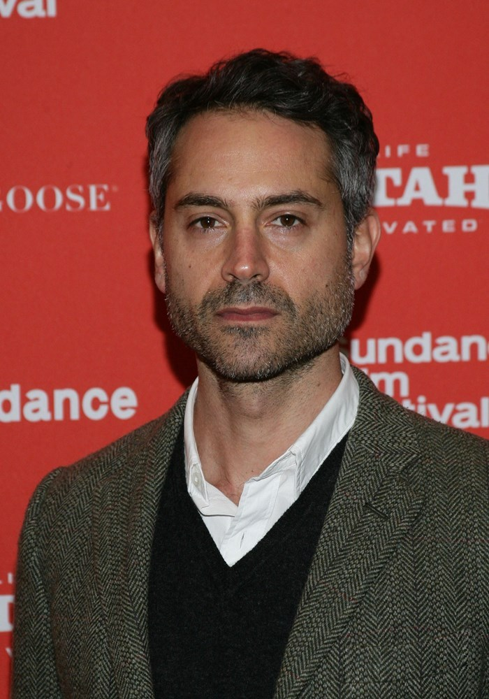Omar Metwally at the Sundance Film Festival 2016
