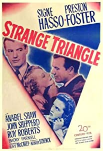 Watch live video old movies Strange Triangle USA [Mkv]