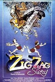 Zig Zag Story Poster