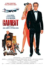 Cameron Diaz, Colin Firth, and Alan Rickman in Gambit (2012)