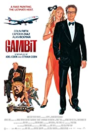 Gambit (2012) Poster - Movie Forum, Cast, Reviews