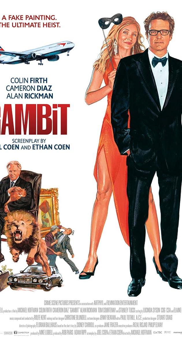 Subtitle of Gambit