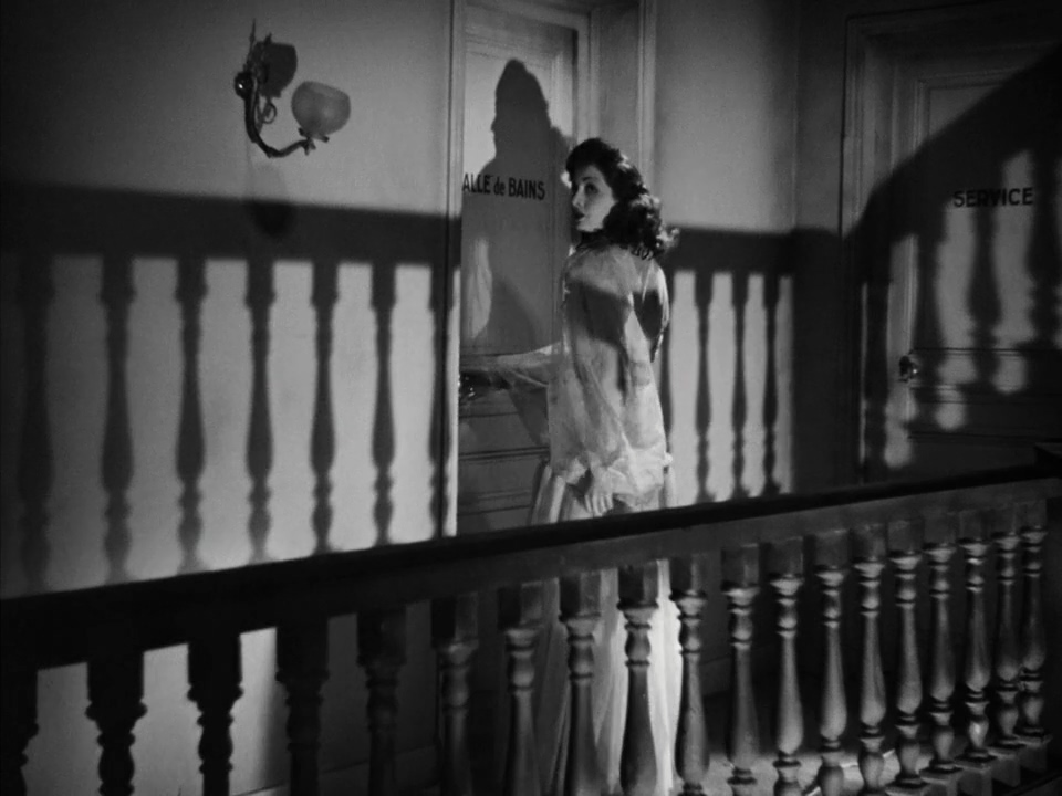 Huguette Vivier in L'assassin habite... au 21 (1942)
