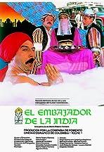 El embajador de la India